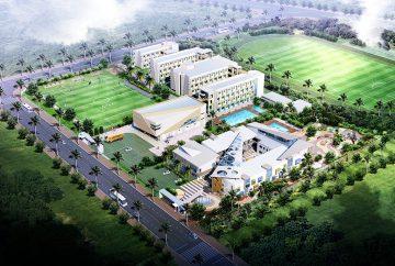 Trường quốc tế Mỹ An Khánh