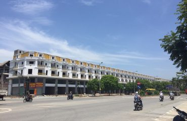 Hình ảnh dự án Shophouse Lê Trọng Tấn