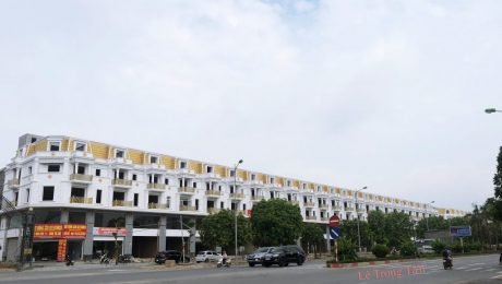 Khu nhà phố cao cấp Geleximco Lê Trọng Tấn