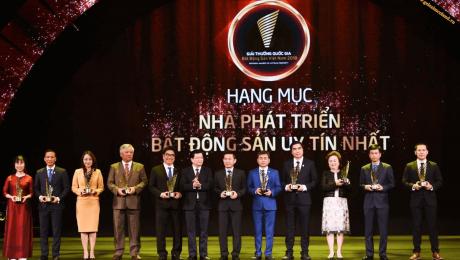 Geleximco thương hiệu bất động sản uy tín tại Việt Nam