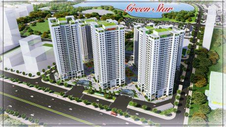 Green Star - Khu đô thị thành phố giao lưu