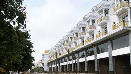 Nhà phố thương mại Geleximco điểm sáng thị trường bất động sản