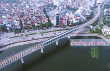 Tuyến đường sắt trên cao Cát Linh - Hà Đông