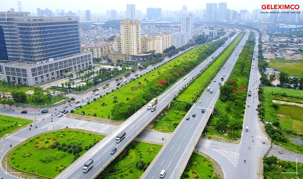 Hạ tầng giao thông phát triển đồng bộ khu phía Tây