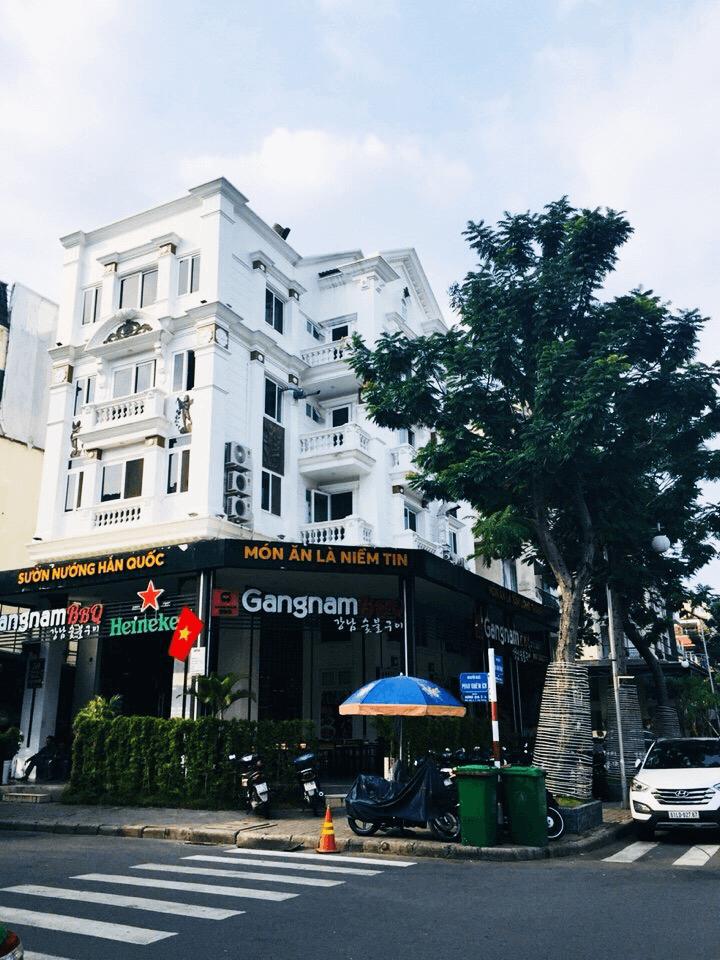Kinh doanh nhà hàng tại khu đô thị Geleximco