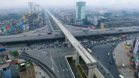 Hạ tầng giao thông phía Tây