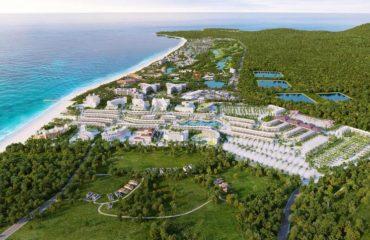 Phối cảnh tổng thể dự án Vinpearl Phú Quốc