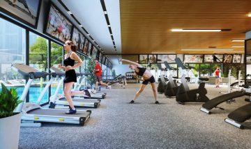 Phòng tập Gym An Bình Plaza