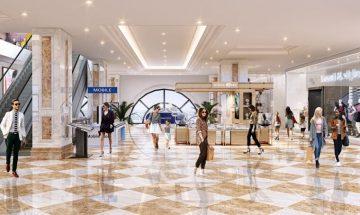 Trung tâm thương mại chung cư An Bình Plaza