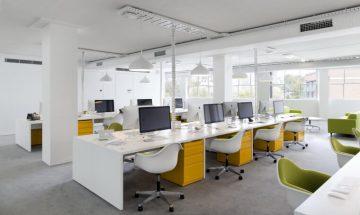 Văn phòng cho thuê chung cư Geleximco An Bình