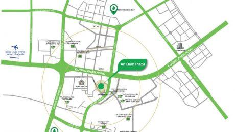 Vị trí chung cư An Bình Plaza
