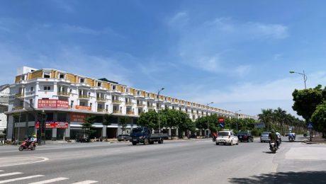 Nhà phố thương mại Shophouse mặt đường Lê Trọng Tấn