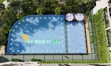 Bể bơi ngoài trời An Bình Plaza