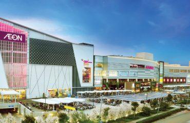 Phối cảnh Aeon Mall Hà Đông