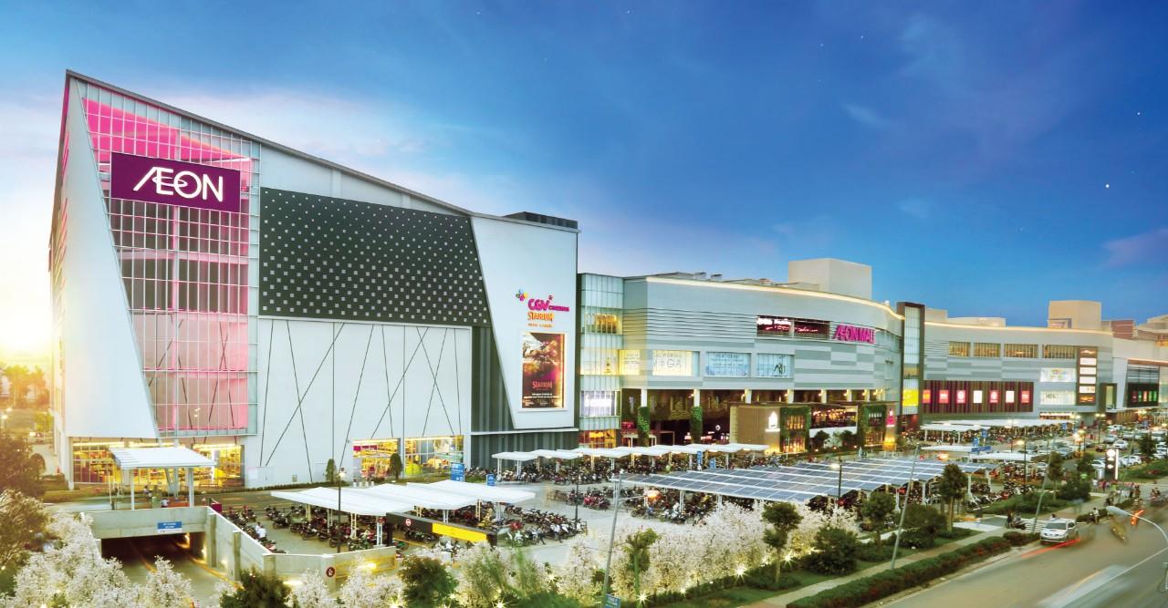 Aeon Mall Hà Đông sẽ chính thức hoạt động cuối năm 2019