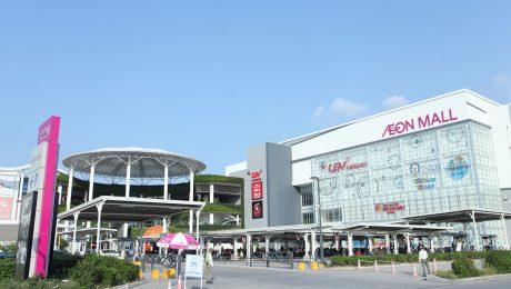 Phối cảnh siêu thị Aeon Mall Hà Đông