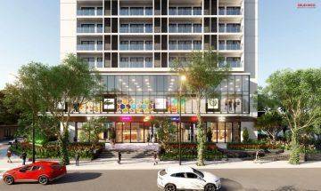 Trung tâm thương mại chung cư Geleximco An Bình