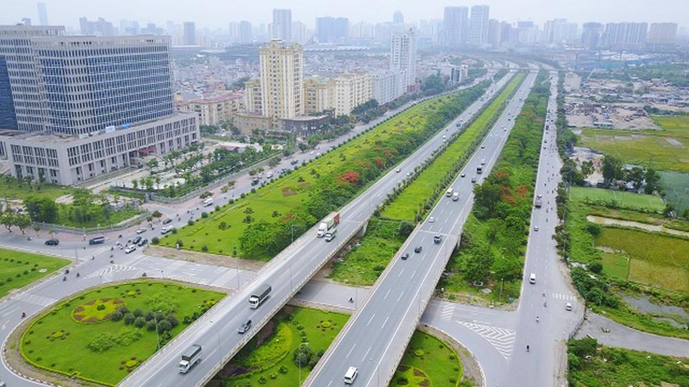 Hạ tầng phát triển khu vực phía Tây Hà Nội