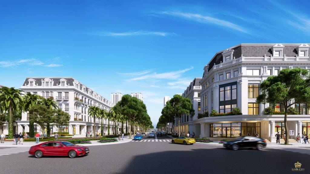 Louis City Hoàng Mai - Khu đô thị kiểu mẫu tại Hà Nội