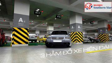 Hầm đỗ xe dự án 897 Giải Phóng