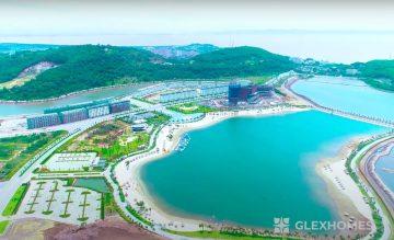 Bãi biển nhân tạo Dragon Ocean Đồ Sơn